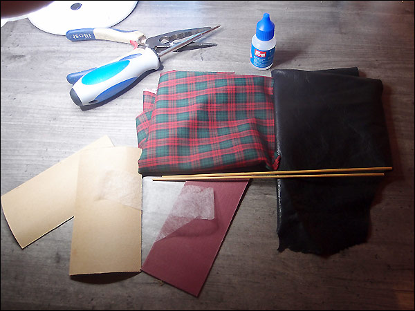 6e56ca70da19 Изготовление сумки для куклы. Мастер-класс Натальи Саморуковой ...