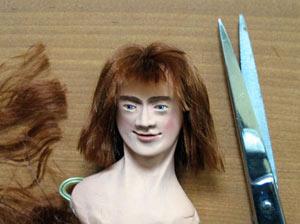 подстричь