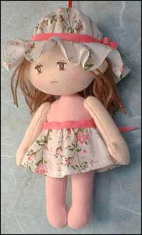 мини-куколка