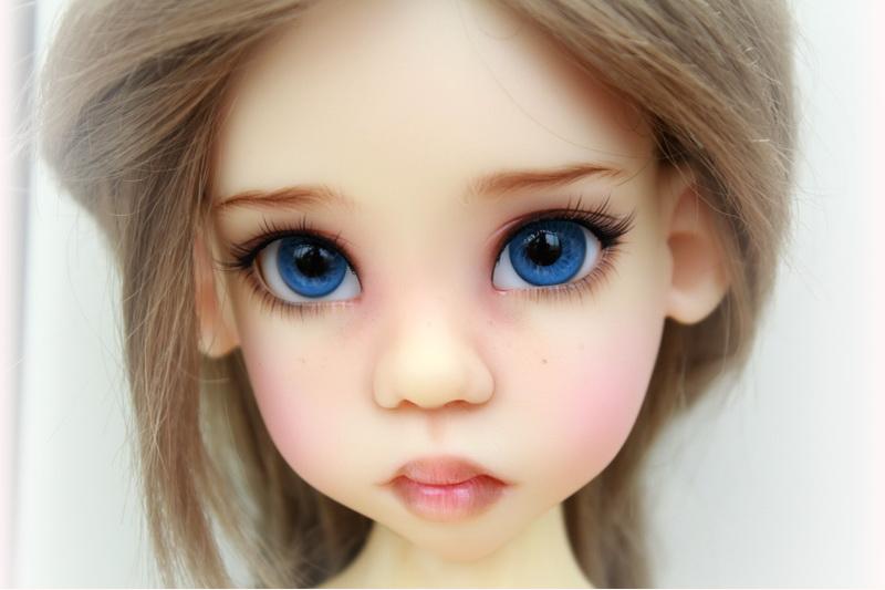 """""""Всю жизнь обожала кукол и обожала рисовать"""". Интервью с мейкапером Кариной Колягиной"""