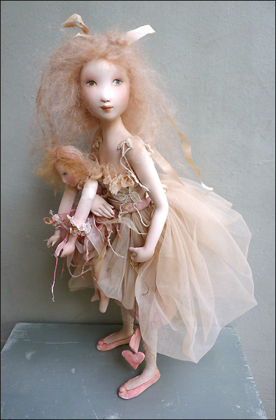 текстильная кукла | Записи в рубрике
