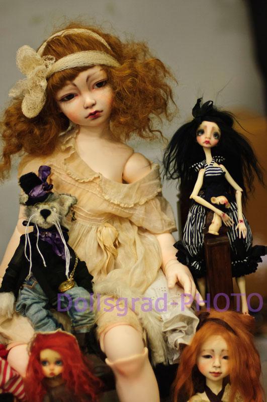 Три стратегические ошибки.  Международный фестиваль шарнирных кукол во...