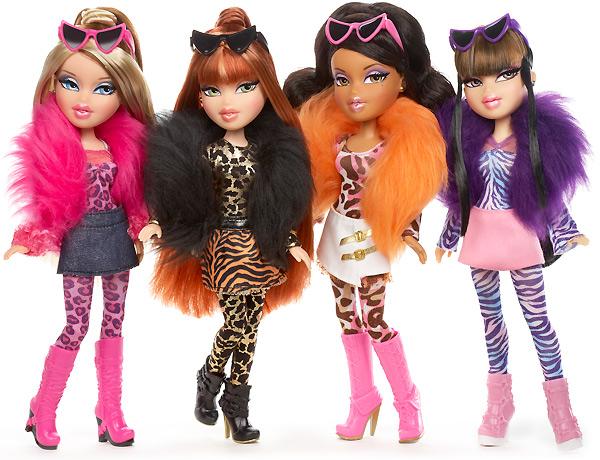 Моя коллекция кукол Bratz | vladmama.ru
