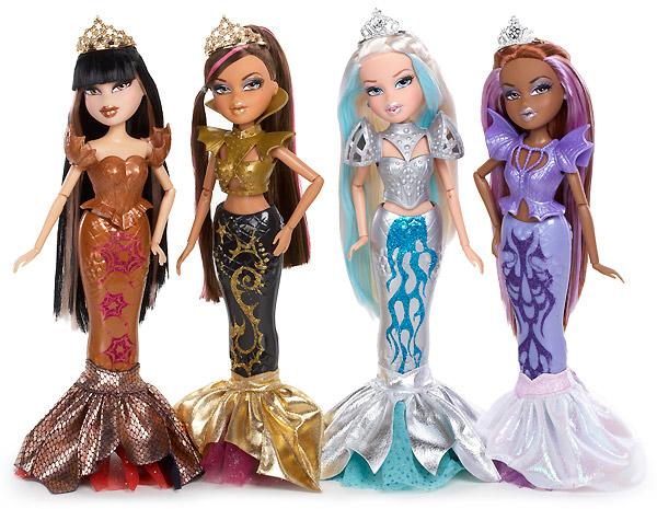 Новинки 2013: куклы Bratz выходят за привычные рамки