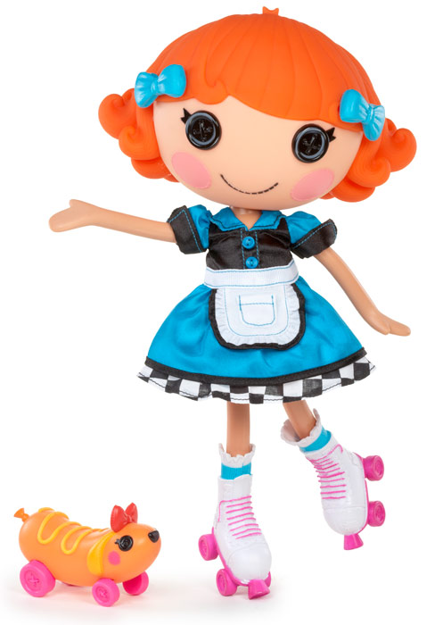 Кукла Лалалупси хозяюшка