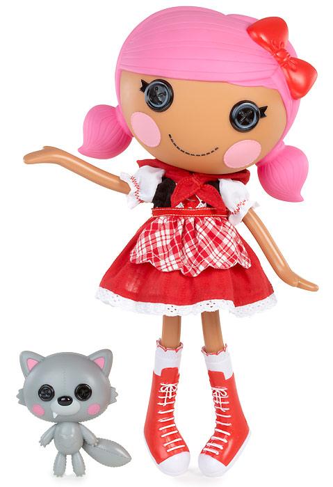 Кукла Лалалупси Красная Шапочка