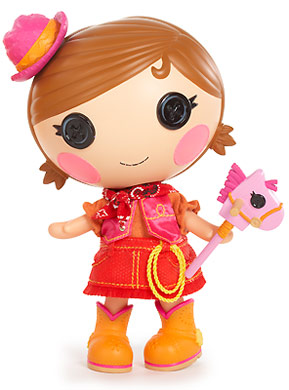 Кукла Lalaloopsy Littles в стране ковбоев