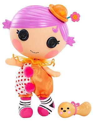 Кукла Lalaloopsy Littles смешинка