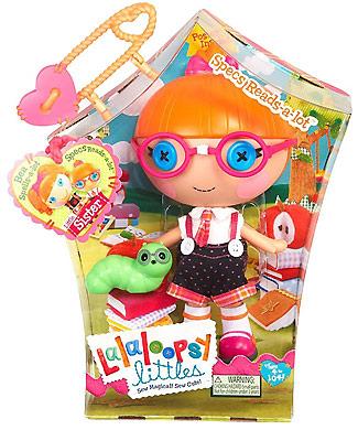 Кукла Lalaloopsy Littles отличница