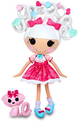 Новая кукла Лалалупси Забавные Пружинки 2013