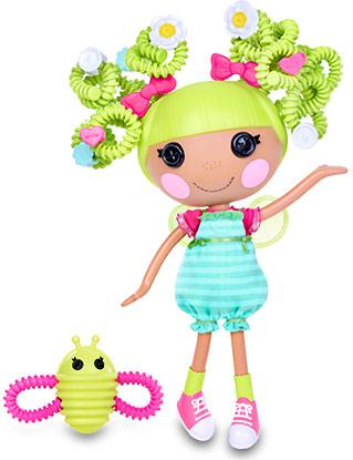 Фото куклы Лалалупси Забавные Пружинки Silly Hair новые