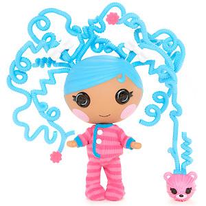 Кукла Lalaloopsy Littles Забавные Пружинки с голубыми волосами