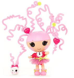 Кукла Lalaloopsy Littles Забавные Пружинки с розовыми волосами
