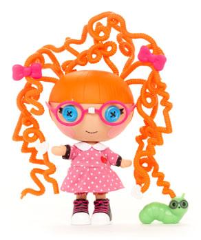 Кукла Lalaloopsy Littles Забавные Пружинки с рыжими волосами