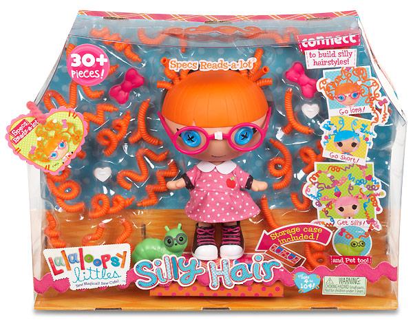 Кукла Lalaloopsy Littles Забавные Пружинки Отличница маленькая