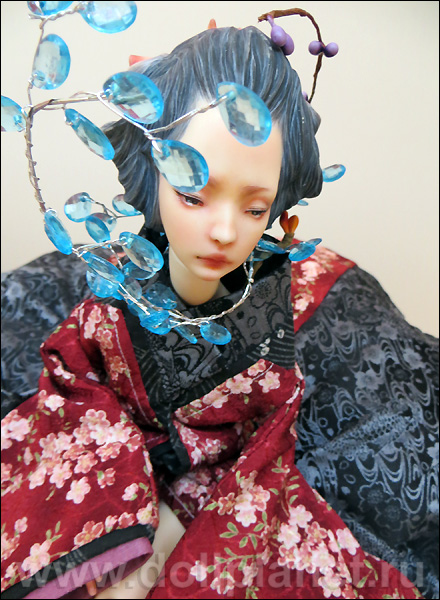 Sun Dongxu resin BJD doll, China