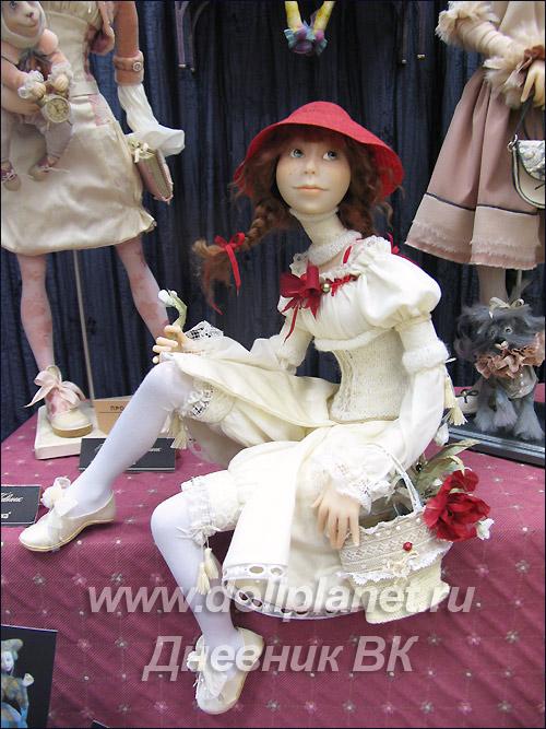 Тамара Пивнюк. Авторские куклы гвен стефани вк
