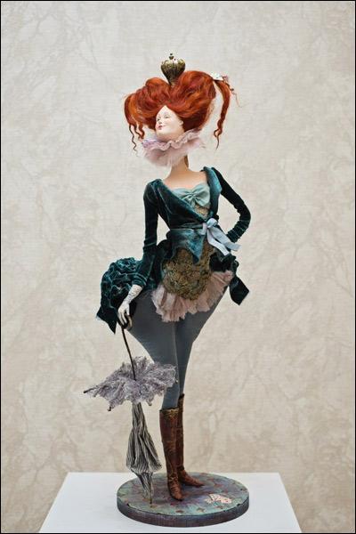 Карнавальный костюм роскошная дама червей для девочки 53198 разноцветный veneziano