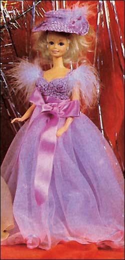 Эта одежда для барби создана для куклы