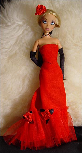 Кукла My Scene в корсете