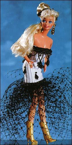 Шьём одежду для Барби.