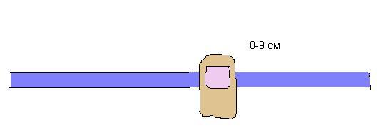 Как делать атласные розочки