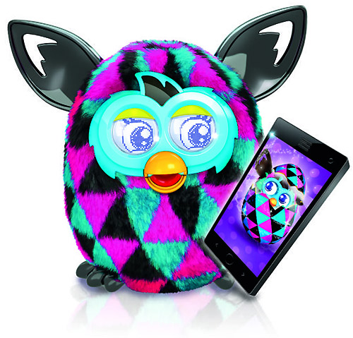 Новинка - игрушка Ферби Бум: Furby Boom откладывают яйца