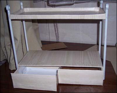 Мягкая Кровать Для Барби Схемы