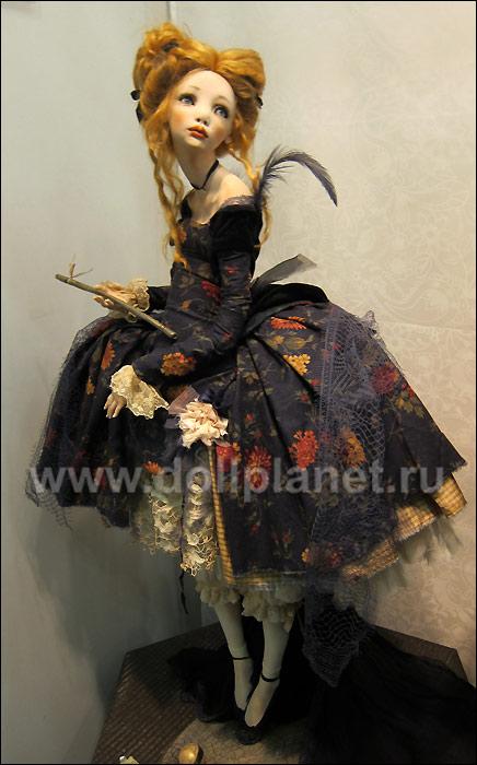 ix международная выставка художественных кукол: