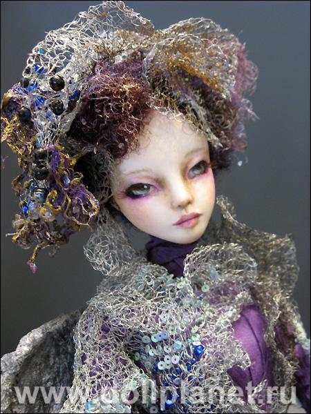 Международная выставка Искусство Куклы в центре внимания