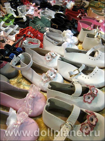 Кукольная обувь.
