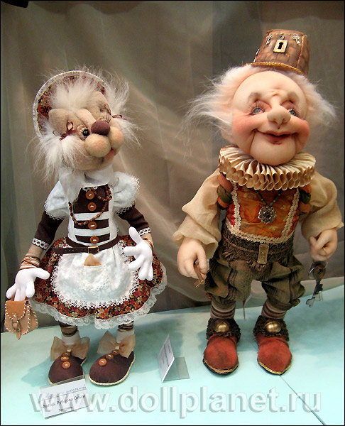Текстильная кукла из капрона мастер класс