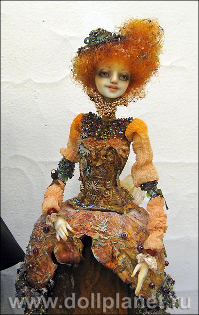 """Конкурс """"Кукла Года"""" от журнала Кукольный Мастер. Финальный этап на Времени Кукол 8"""